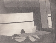Staub XVI, Kaltnadelstich/Aquatinta, ca. 10x15 cm